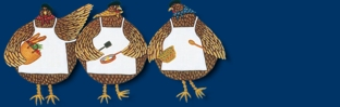 french cooking hens by patricia palermino